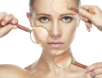 O que acontece com a pele do rosto aos 20, 30 e 40 anos