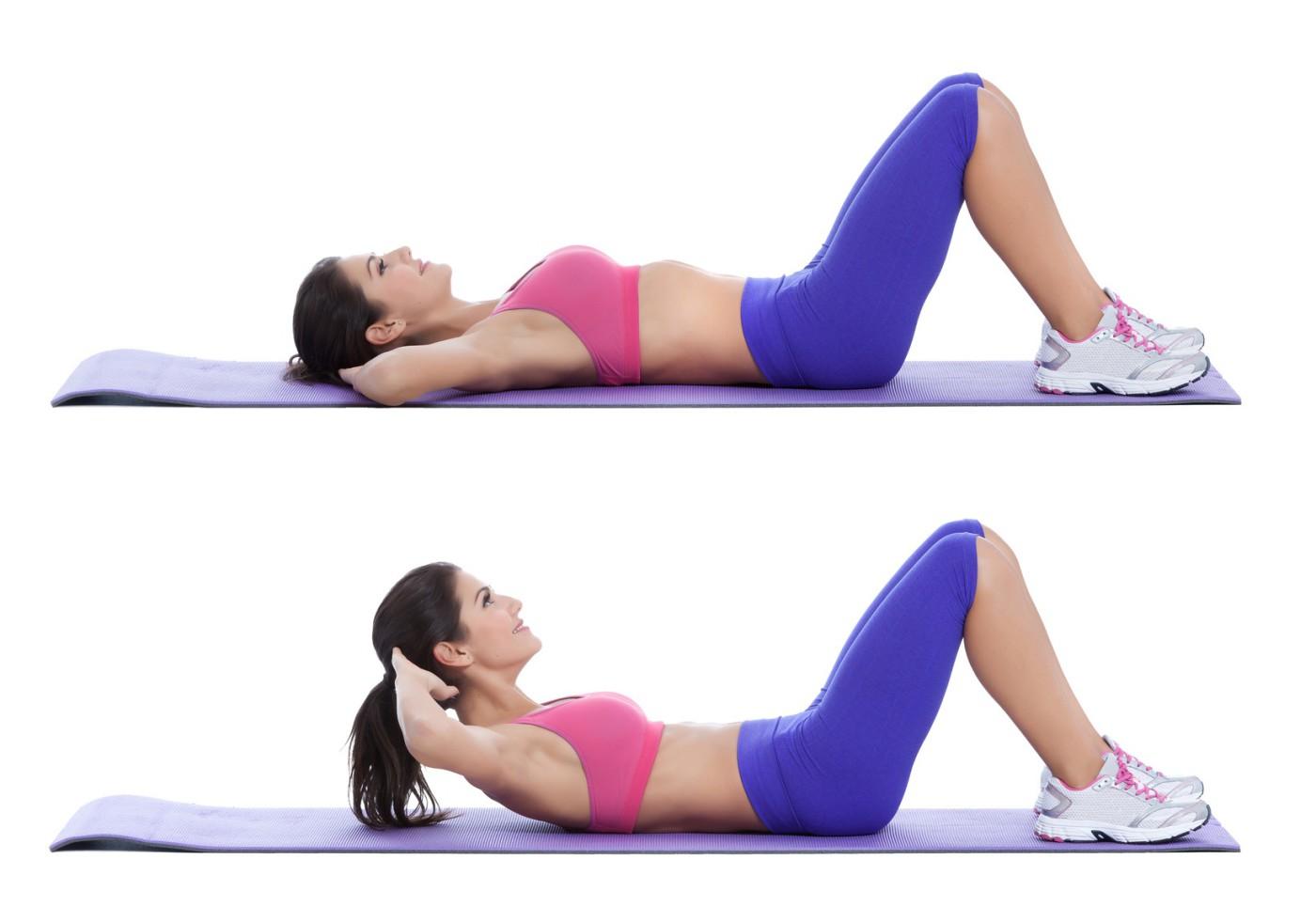 Resultado de imagem para exercício abdominal